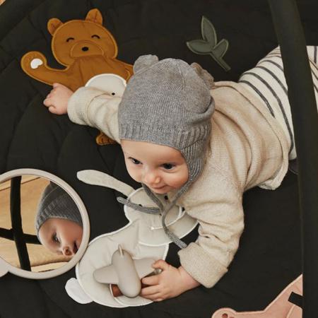 Picture of Liewood® Violet bonnet Grey Malange
