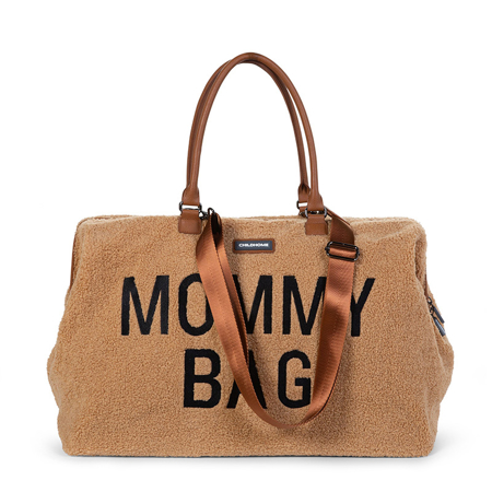 Childhome® Mommy Bag - Teddy Beige