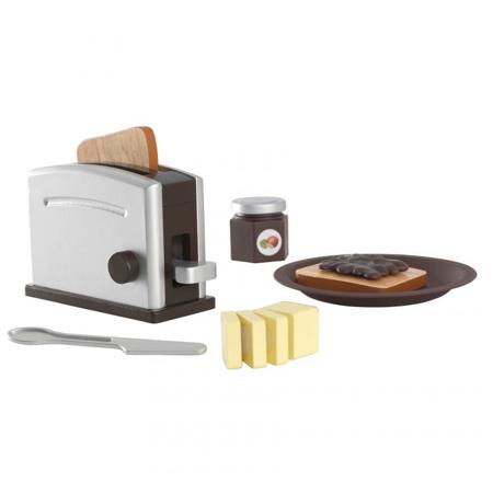 Picture of KidKratft® Espresso Toaster Set