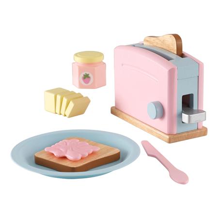 Picture of KidKratft® Pastel Toaster Set