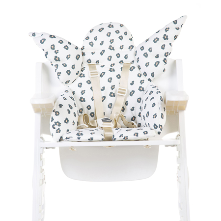 Picture of Childhome® Angel seat cushion Universal Jersey Leopard