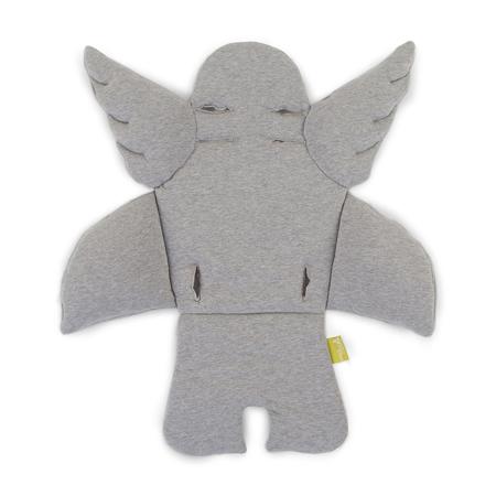 Childhome® Angel seat cushion Universal Jersey Grey
