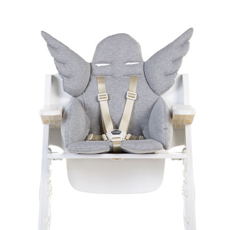 Picture of Childhome® Angel seat cushion Universal Jersey Grey