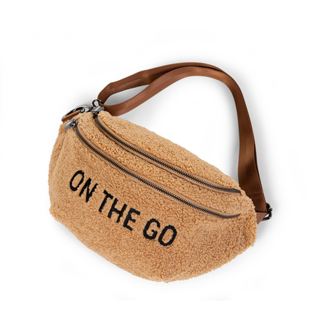 Picture of Childhome® Banana bag On the Go Hip Bag Teddy