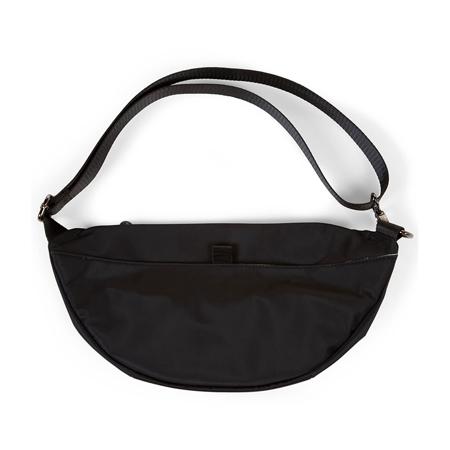 Childhome® Banana bag On the Go Hip Bag Black