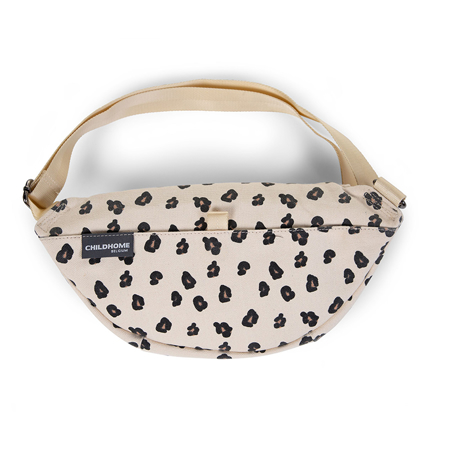 Picture of Childhome® Banana bag On the Go Hip Bag Leopard
