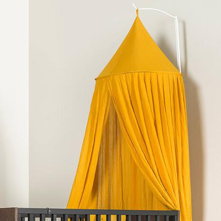 Picture of Jollein® Mosquito net Vintage Mustard