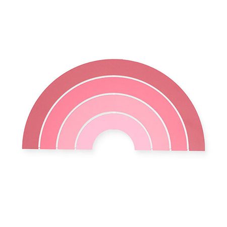 Picture of Jollein® Lamp Rainbow Blush Pink