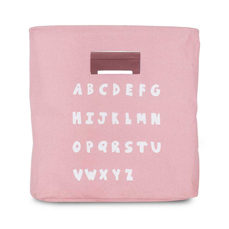 Picture of Jollein® Basket ABC Blush Pink