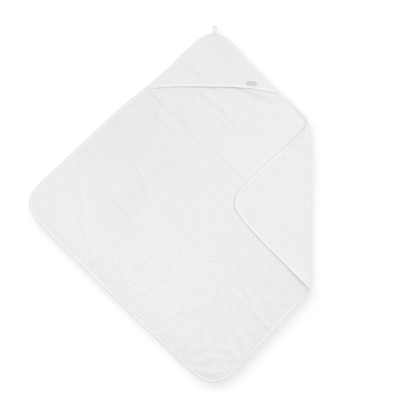 Picture of Jollein® Terrycloth Bathcape White 75x75cm
