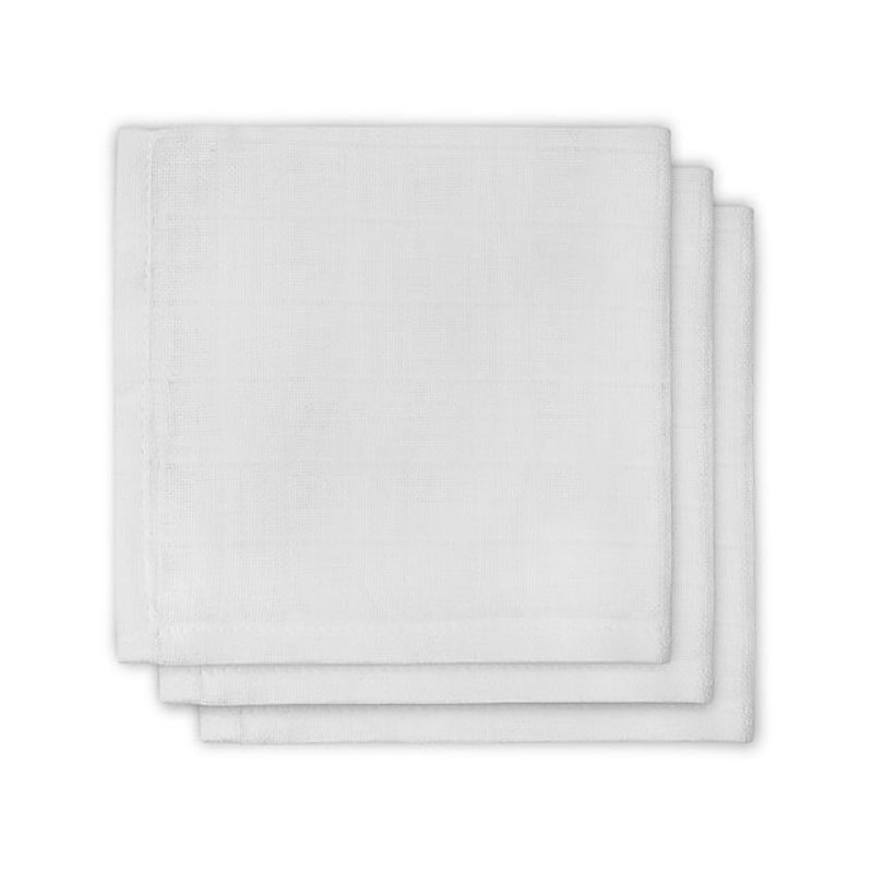 Picture of Jollein® Mouth cloth hydrophilic White (3pack)