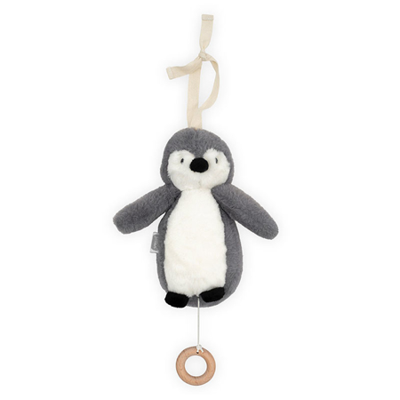 Picture of Jollein® Music pendant Penguin Storm Gray