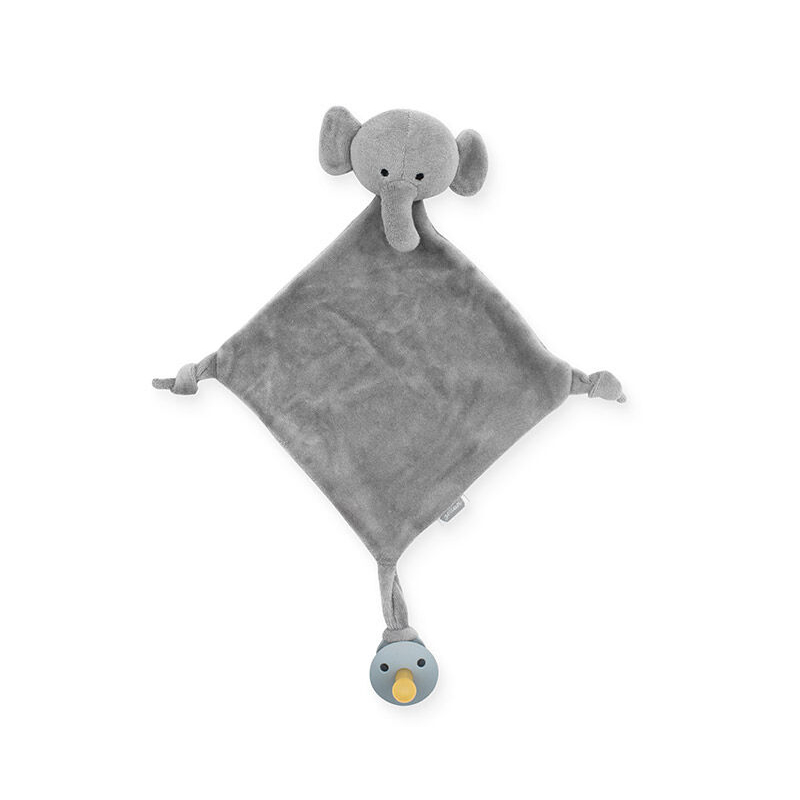 Picture of Jollein®  Cuddle cloth Elephant Storm Grey
