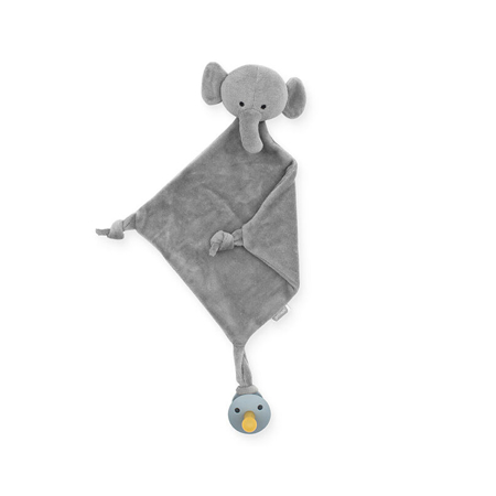 Jollein®  Cuddle cloth Elephant Storm Grey