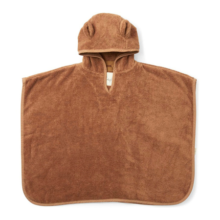 Picture of Konges Sløjd® Kids Terry Poncho Almond 47x47