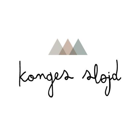 Picture of Konges Sløjd® Brisača s kapuco Almond 80x80