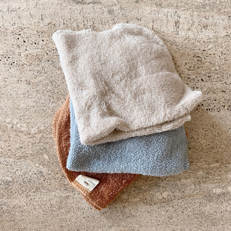 Picture of Konges Sløjd® Krpice za umivanje 3 kosi Thunder