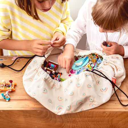 Picture of Play&Go® Storage Bag Rainbow