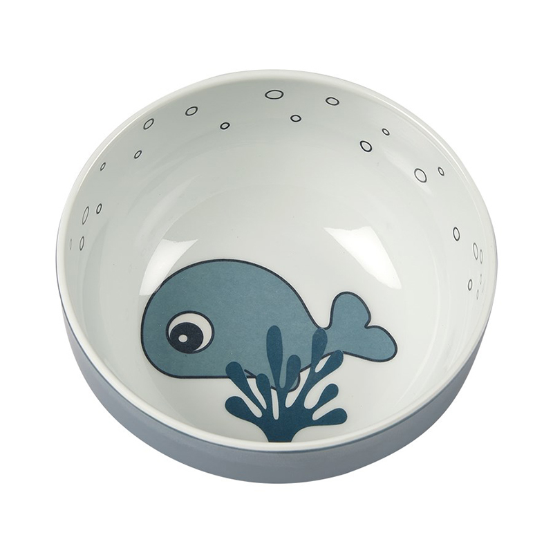 Picture of Done by Deer® Yummy mini bowl Sea friends Blue