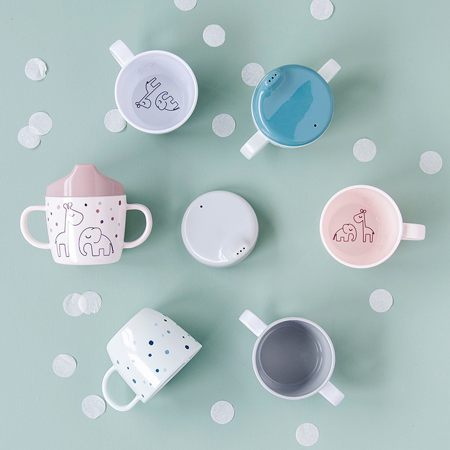 Picture of Done by Deer® Cup Dreamy dots Powder