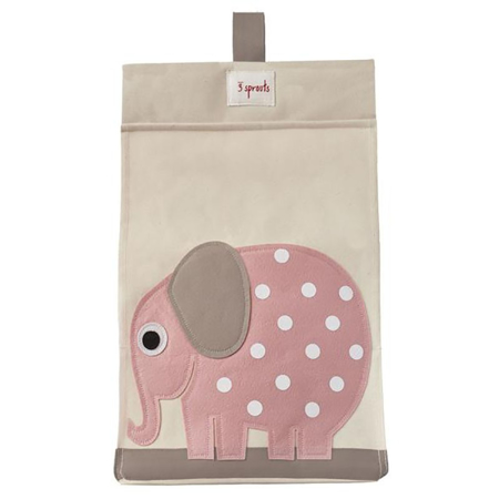 3Sprouts® Diaper Stacker Elephant
