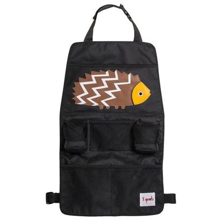 3Sprouts® Backseat Car Organizer Hedgehog