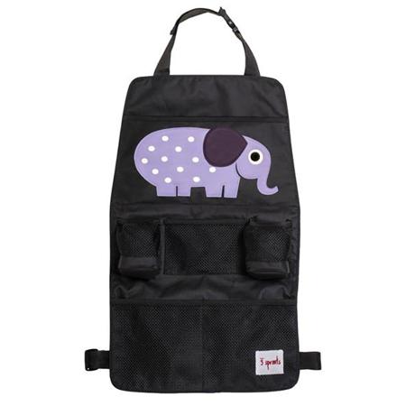 3Sprouts® Backseat Car Organizer Elephant