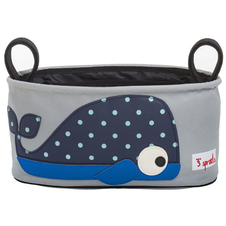 3Sprouts® Stroller Organizer Whale