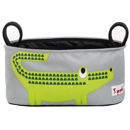3Sprouts® Stroller Organizer Crocodile