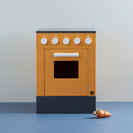 Kids Concept® Stove BISTRO Yellow