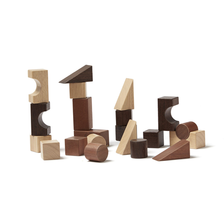 Picture of Kids Concept® Building blocks natural NEO