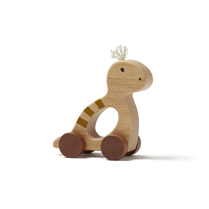 Picture of Kids Concept® Dino push along natural NEO