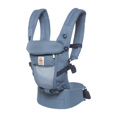 Picture of Ergobaby® Adapt Baby Carrier Cool Air Mesh Oxford Blue