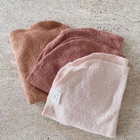 Picture of Konges Sløjd® Krpice za umivanje 3 kosi Bloom