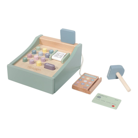 Picture of Little Dutch® Toy cash register with scanner