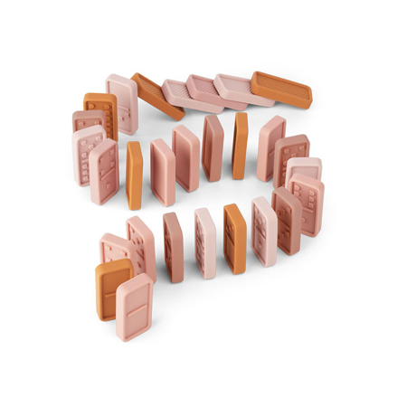 Picture of Liewood® Dodo Domino Set Rose multi Mix