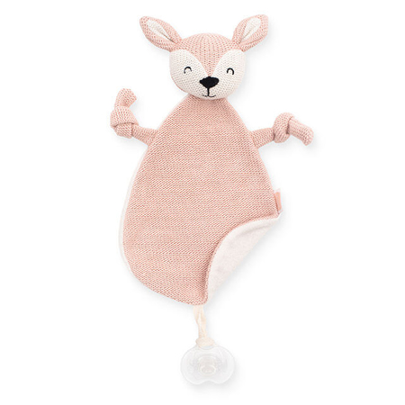 Picture of Jollein® Cuddle cloth Deer Pale Pink