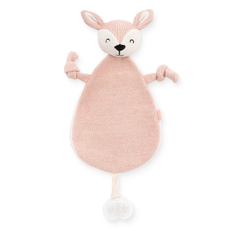 Jollein® Cuddle cloth Deer Pale Pink