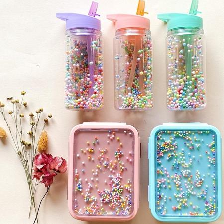 Petit Monkey® Lunchbox popsicles Wild Lilac
