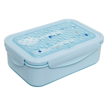 Picture of Petit Monkey® Bento lunchbox drops Blue
