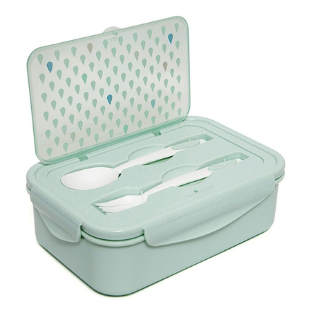 Picture of Petit Monkey® Bento lunchbox drops Green