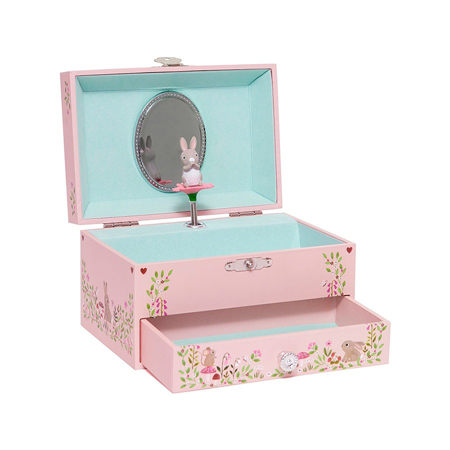 Picture of Petit Monkey® Music box Woodland