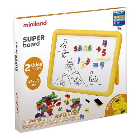 Picture of Miniland® Super Board 2 Metallic Sides