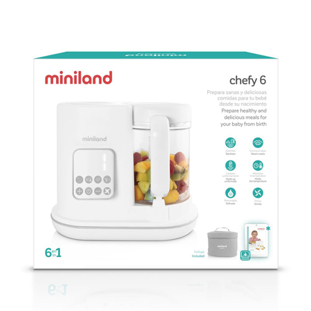 Picture of Miniland® Chefy 6