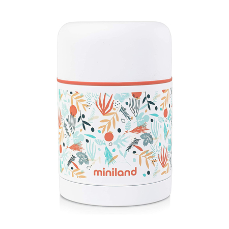 Picture of Miniland® Food Thermos Mediterranean 600ml