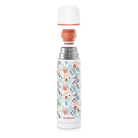 Picture of Miniland® Food Thermos Mediterranean 500ml