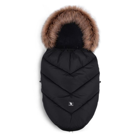 Picture of CottonMoose® Footmuff Moose Yucon Black