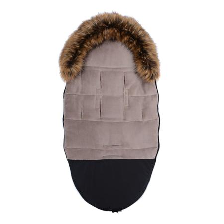 Picture of CottonMoose® Footmuff Moose Yucon Black