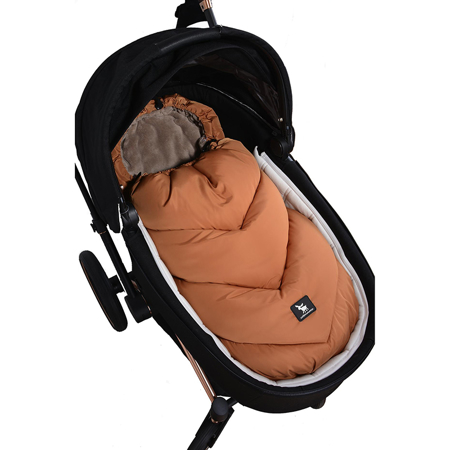 Picture of CottonMoose® Footmuff Moose Yucon Graphite
