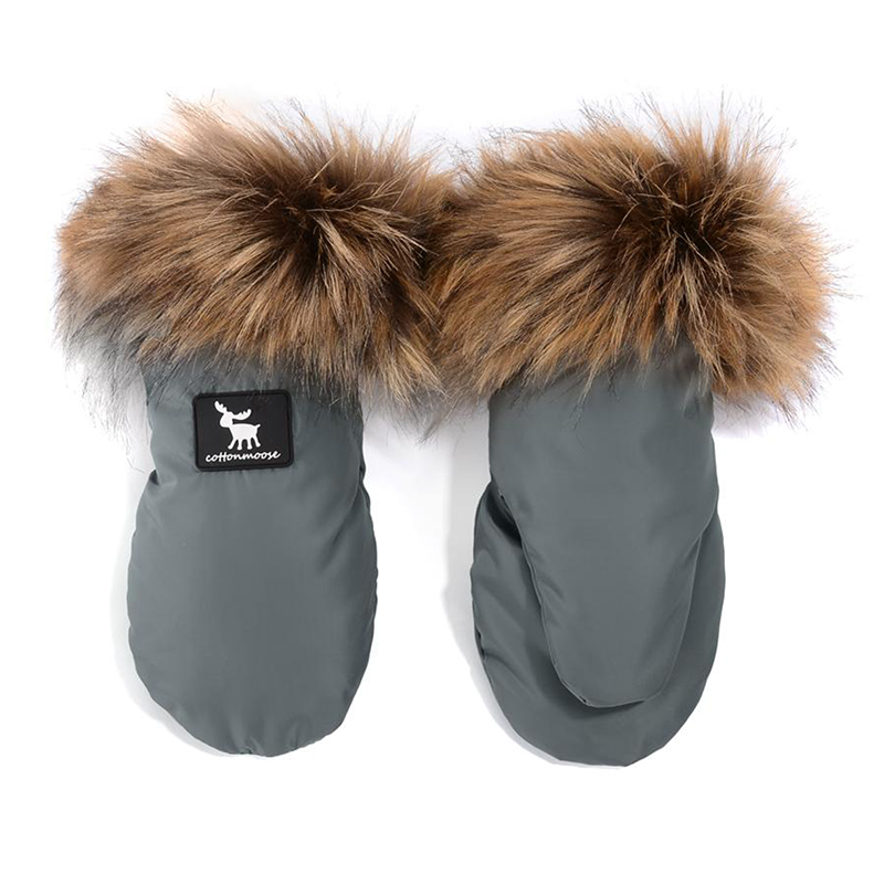Picture of CottonMoose® Handmuff Yucon Gold Black